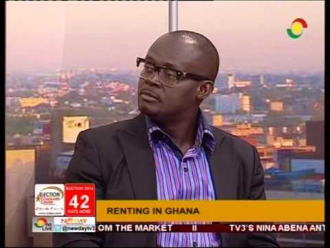 Renting in Ghana from landlords perspective  - 25/10/2016