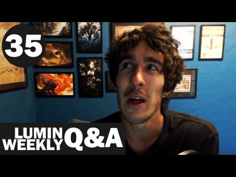Weekly Q&A #35 - Jaw Operation, Loving Pets, Happiness, Breaking The Law & More!