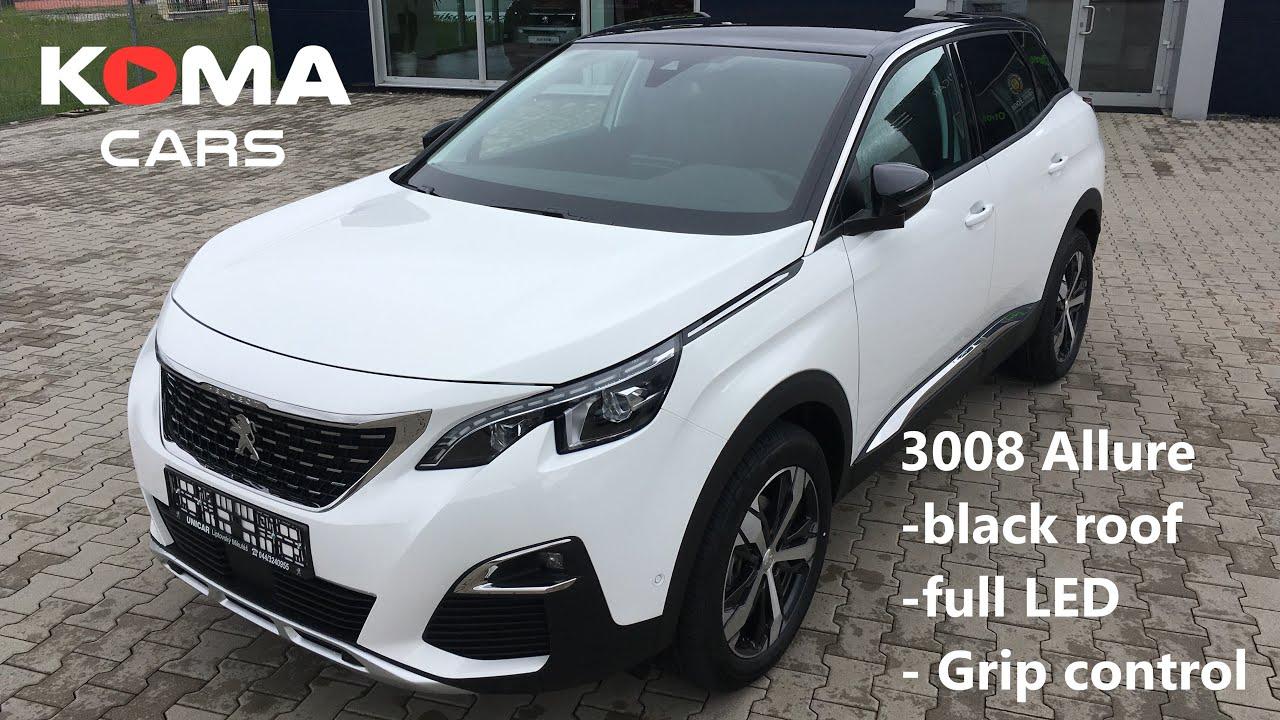 Download Peugeot 3008 bi colour, Allure 2018/2019 (exterier, interier, multimedia, all about it)