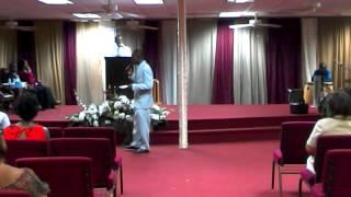 Message of salvation