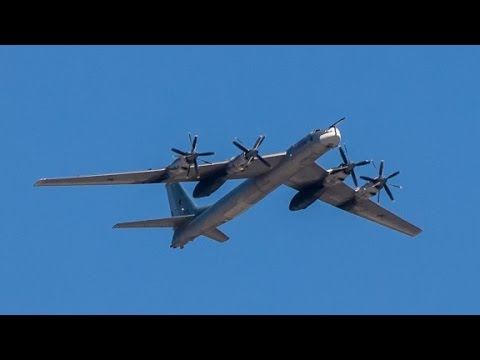 Russian bombers near Alaska twice in 24 hours