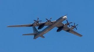 Russian bombers near Alaska twice in 24 hours