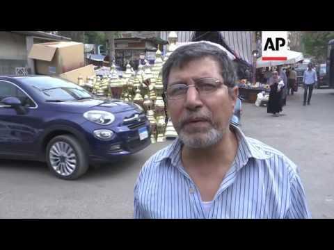 Cairo residents struggle to afford Ramadan foodstuffs