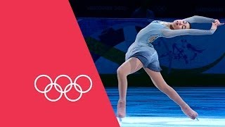 Yuna Kim's Figure Skating Journey - Exclusive Interview | Athlete Profile