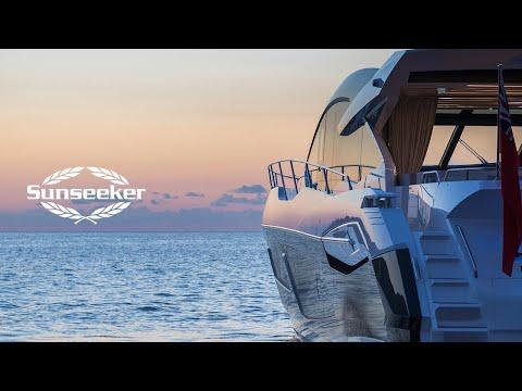 Sunseeker - Predator 74 Sea Trial