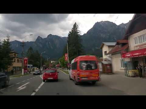 Driving through Romania and Bulgaria