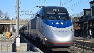 Amtrak Acela Express: America