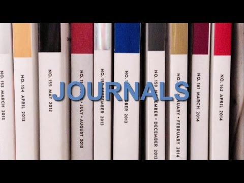 What's a journal?