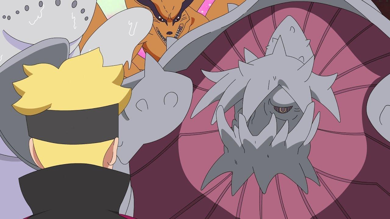 0 Tails Naruto boruto meets all tailed beasts - the power: boruto episode fan animation