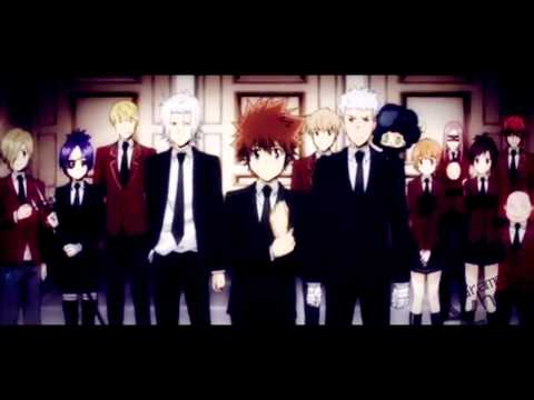 Radioactive In The Dark - Katekyo Hitman Reborn [ AMV ]