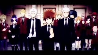Radioactive In The Dark - Katekyo Hitman Reborn  [ AMV ] Mp3