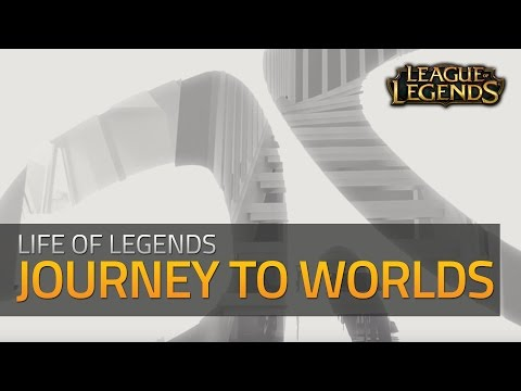 Life of Legends - Journey to Worlds