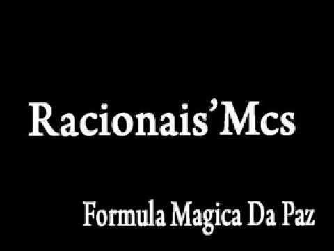 Racionais Mc's Formula Magica Da Paz (Oficial)