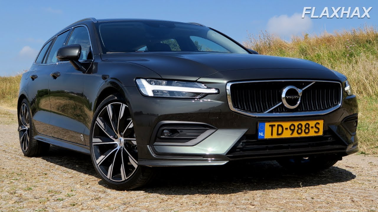 2019 Volvo V60 D4 Momentum Full Review - Volvo did it again! - YouTube