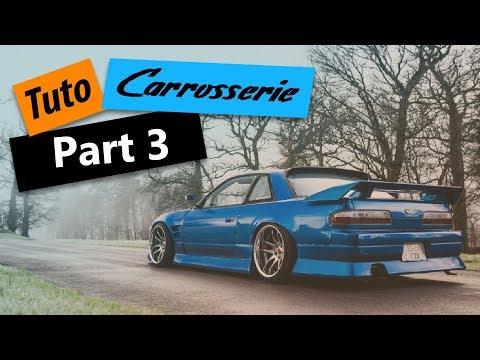 RC DRIFT   Réaliser une Carrosserie - Step by step #3