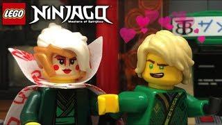 Lego Ninjago: LLOYD & HARUMI a LOVE STORY (Good Version)