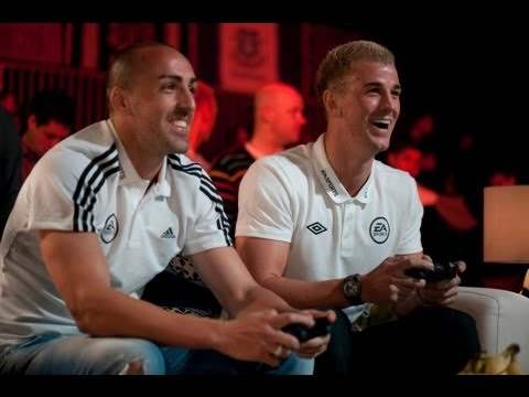 FIFA 13 | Celebrity Cup
