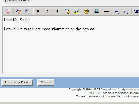 How to write a formal email youtube how to write a formal email ccuart Gallery