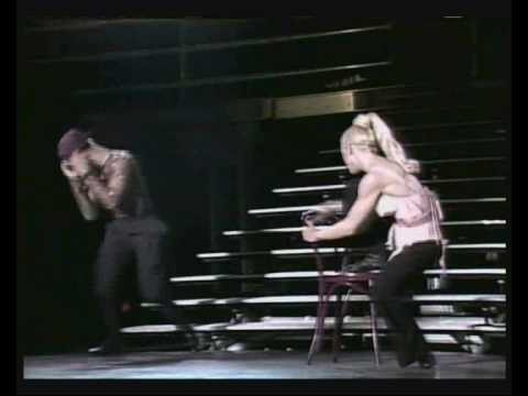 Open Your Heart Live Madonna