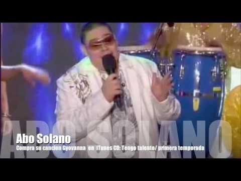 Abo Solano- Tengo talento mucho talento
