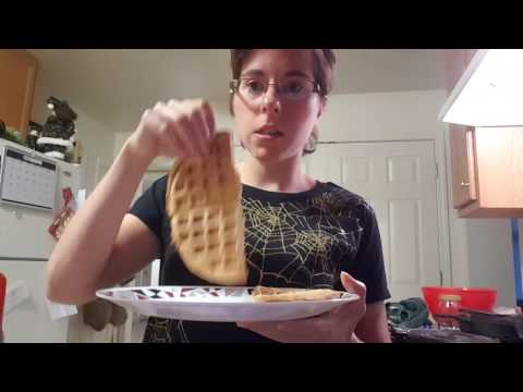 Low Carb Easy To Make Coconut Flour Waffles