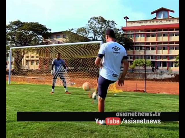 Football waves in kozhikode |Nagji International Football Tournament starts today in Kozhikode.
