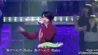 関西ジャニーズJr歌唱部分のみです。