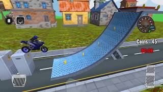 Bike Stunt Race - Motorbike Games - bike stunt games