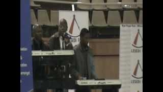 Teboho & Friends CUTMatric 2012 - Modimo Waka O Tshepehile