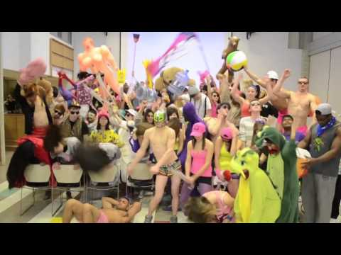 Western University Harlem Shake London Hall