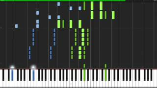 Video Ubiquitous dB - Sword Art Online: Ordinal Scale [Piano Tutorial] (Synthesia) // Yeh-Kun download MP3, 3GP, MP4, WEBM, AVI, FLV Desember 2017