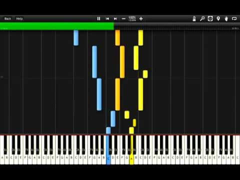The Twelve Days of Christmas (Synthesia)