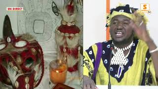 """Abdoulaye Djibo menace les """"faux féticheurs sénégalais et brandit l'arme des abeilles (Senego-TV)"""