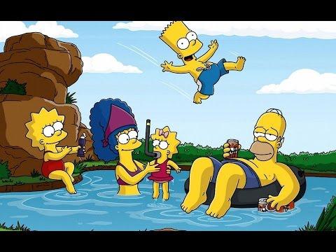 Симпсоны в кино (2007) смотреть онлайн или скачать