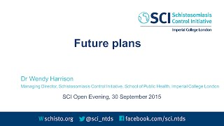 SCI Open Evening 2015: Future Plans by Dr Wendy E Harrison