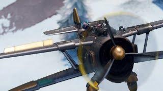 Учимся летать на обновлённой карте Фортнайт: Песочница *7 Сезон*