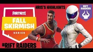 Rift Raiders Fall Skirmish application   Hris´s highlights (Fortnite Battle Royale)