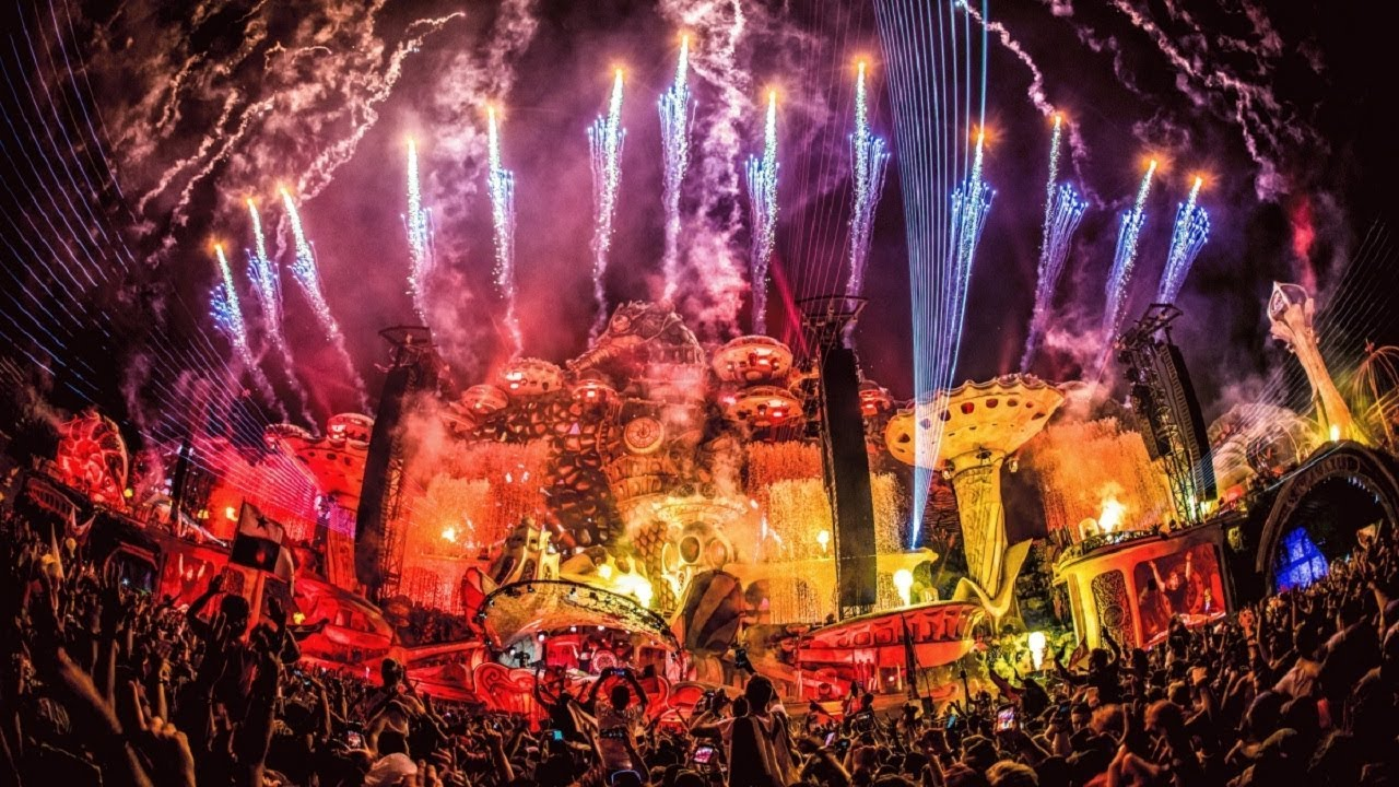 Tomorrowland 2019 - Electro House Festival Mix 2019 | Best Of EDM Party Dance Music