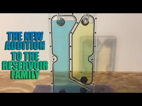 Custom Reservoir Build (no pump attach this time)