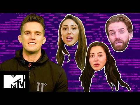 Geordie Shore 16 | The Family Say Goodbye To Gaz