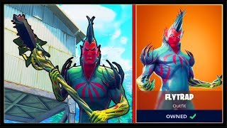 *NEW* LEGENDARY 'FLYTRAP' SKIN! | Should You Buy? (Fortnite Battle Royale!)