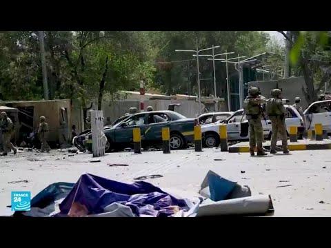 معارك ضارية في أول مدينة كبرى تهاجمها حركة طالبان في شمال غرب أفغانستان