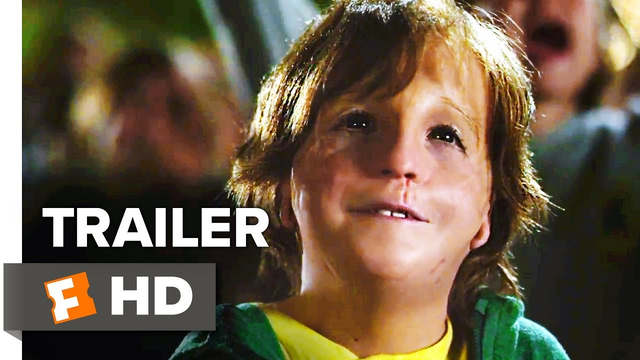 """Wonder Trailer #2 (2017) 