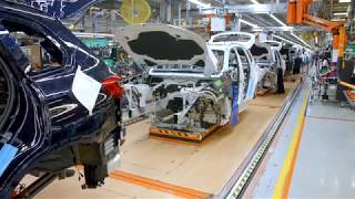 See how the new 2019 BMW X5 is being built