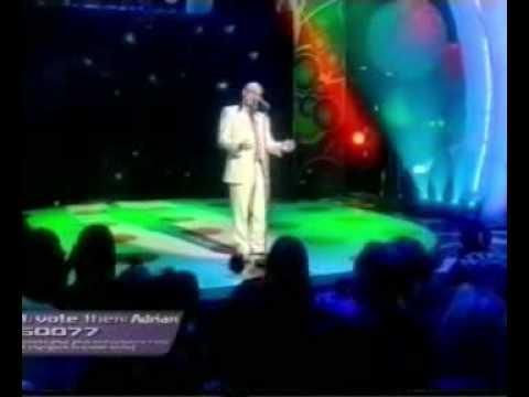 Adrian Edmondson - Fame Academy 2005 - day 11