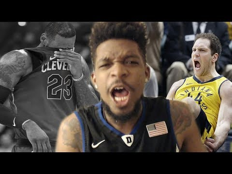I CANNOT BELIEVE WHAT I JUST WATCHED!!! CAVS vs PACERS GAME 3 REACTION