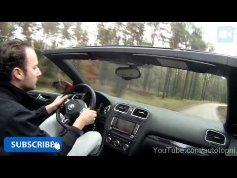 2013 VW Golf GTI Convertible GREAT! OnBoard