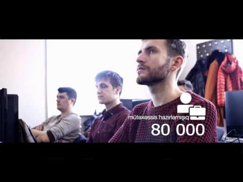 STEP IT Academy Azerbaijan (Promo 2016)