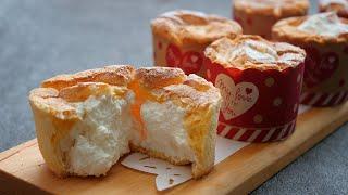 カップシフォンケーキ|cook kafemaruさんのレシピ書き起こし