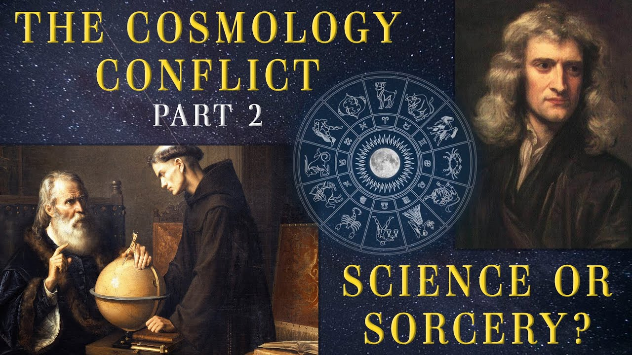 Cosmology Conflict Part 2 of 3: Science or Sorcery? - Chris Sparks - Earthen Vessels